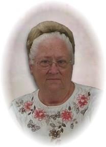 Edna Mae Fondren obituary photo