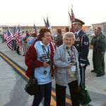 "Mom ""Dee"" on her WWII Honor Flight!"