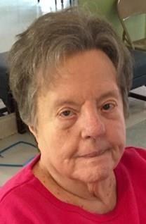 Virginia May Partin obituary photo
