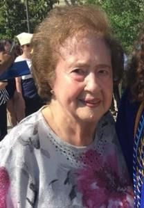 Sadie Levio Sharbel-Semk obituary photo
