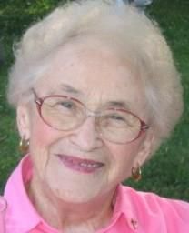 Margaret Hallihan obituary photo