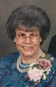 Martha Summers obituary photo