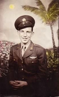 Lloyd A. Winegarner obituary photo