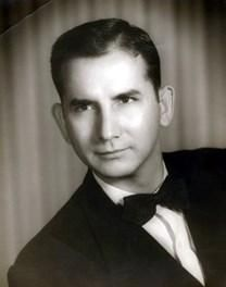 Theodore Garza obituary photo