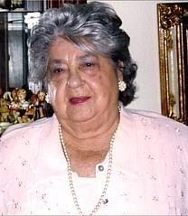 Esperanza BAQUERIZO obituary photo