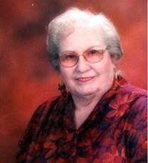 Norma Faye Boriskie obituary photo