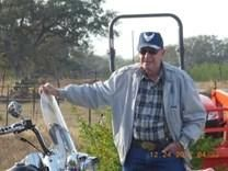 Eddie Vigus obituary photo