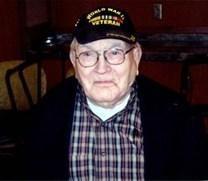 Hervey Lee Wenzel obituary photo