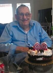 George W. Comyack obituary photo