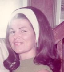 Gladys Elizabeth NUNNELLEY obituary photo