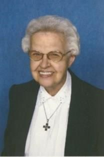 Sister Teresita Partin, obituary photo