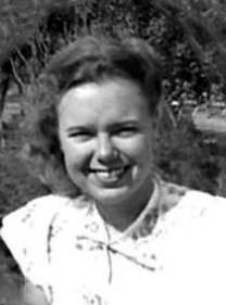 Charlotte Grace Morgan obituary photo