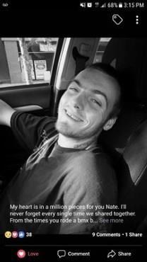 Nathanael C. C. Wallace obituary photo
