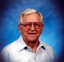 George William Fetter obituary photo