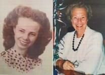 Helen Lorraine Ahart obituary photo