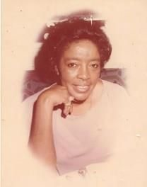 Georgia R. Harris obituary photo
