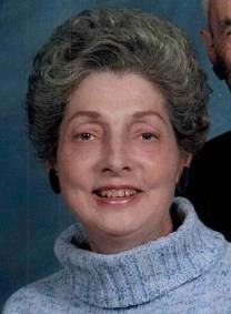Patricia Anne Thing Bearden obituary photo