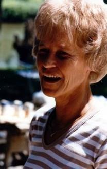 Frances Mary CLAY obituary photo
