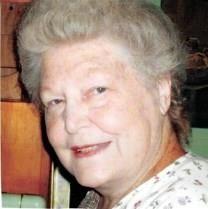 Eugenia F. Bigler obituary photo