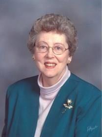 Mary Sue Jacobs obituary photo