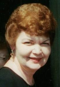Janet Eileen Dickinson obituary photo