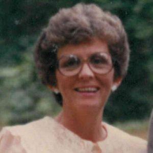 MRS. GLORIA JEAN STOCKSTILL