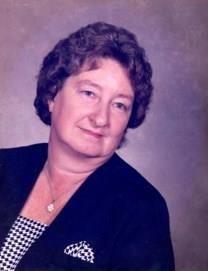 Mildred Sue Crabb obituary photo
