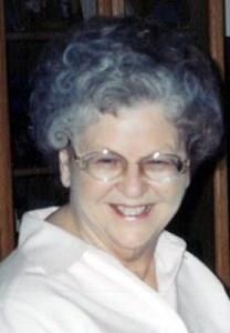 Ann Florence Wells-Wegrzyn obituary photo