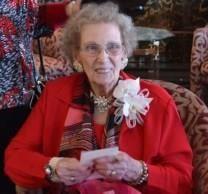 Mildred H. Scro obituary photo