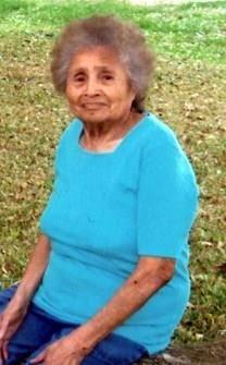Peggy Villarreal obituary photo