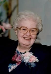 Anna Ruth Netting obituary photo