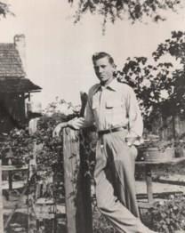 Paul Woodard obituary photo