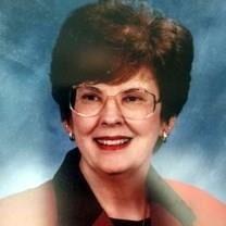 Betty Cook obituary photo