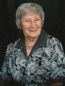 June Loretta Hansen obituary photo
