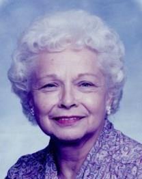 Laura Ruth Outcalt obituary photo