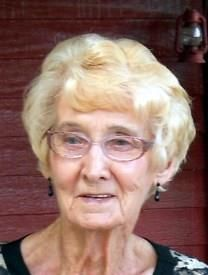 Estelle Farris Simmons obituary photo
