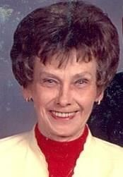 Joan Joan Mercer obituary photo
