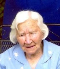 Doris W. Erickson obituary photo