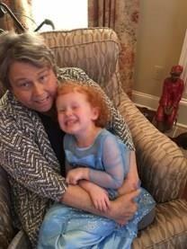 Jan Beckman March obituary photo