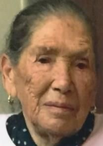 Josefina Arellano de Sanchez obituary photo