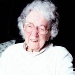 Hazel Nellie Matlock