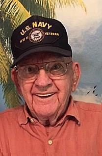 Charles E. Newman obituary photo