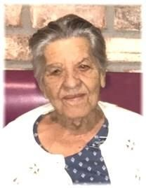 Librada Alvidrez Conchas obituary photo