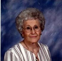 Sarah Ann May obituary photo