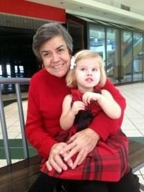 Susan Pedro obituary photo