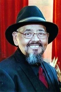 Richard Reyes Solorzano obituary photo