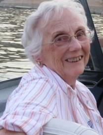 Florence Hammond Wiley obituary photo