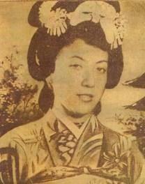 Delia Tsuchiya Diver obituary photo