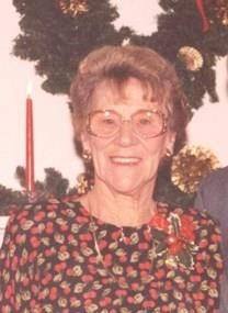 Marion Marie Maier obituary photo