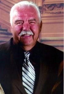John Upton Fernandez obituary photo